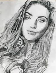 pencil is best to draw a face