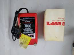 Zareba Bulldozer Wd56 B Five Mile Electric Fence Controller For Sale Online Ebay