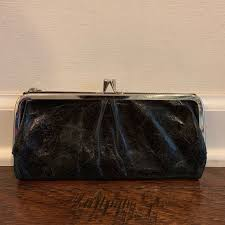 hobo bags authentic leather wallet
