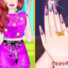 nail salon games unblocked