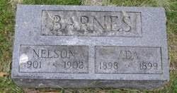 Ada Barnes (1898-1899) - Find A Grave Memorial