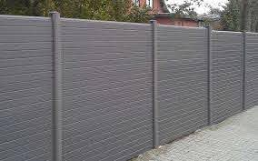 Composite Fence Boards 300mm Tall 1 8m 6 Foot Kents Fence Panels Uk Fence Panels Fence Design