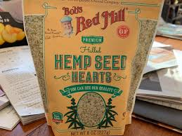 hulled hemp seed hearts nutrition facts