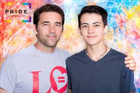 Transgender Instagram Activist Landon Richie Interviews His Father Aaron  Richie | Equality Texas