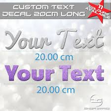 2x Custom Text Personalised Lettering Name Funny Car Glitter Vinyl Decal Sticker Archives Statelegals Staradvertiser Com