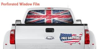Uk Britain Flag Car Window Wrap Decal Flag Car Decal Flag Etsy Britain Flag Perforated Sticker Window Stickers