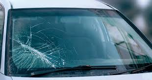 broken or ed auto glass