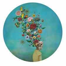 World Menagerie Mindful Garden Wall Decal Wayfair