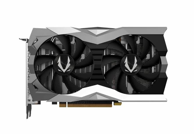Image result for ZOTAC Gaming GeForce RTX 2060 AMP 6GB GDDR6 192-bit Gaming Graphics Card, Super Compact, IceStorm 2.0, ZT-T20600D-10M