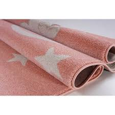 Shop Light Baby Pink Soft Area Rug Carpet Mat With Unicorn Star Cloud Kids Barbie Little Girl Boy Room Nursery 4x5 5x7 7x9 8x10 Overstock 29352018
