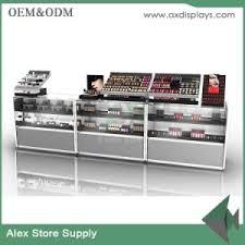 display cabinet design makeup showcase