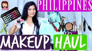 makeup haul superprincessjo