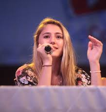 Lia Marie Johnson - Wikipedia