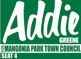 Addie L. Greene Candidate for Mangonia Park City Council, Seat 4 - Home |  Facebook