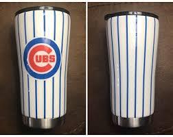 Chicago Cubs Yeti Etsy