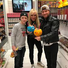 Backstreet Boy Brian Littrell and family stop by Sugar Factory in the  Miracle Mile shops - Sugar Factory