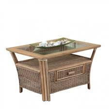 daro waterford coffee table with drawer