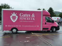 Gates And Fences Uk Ltd We Re Relatively Local Today New Customer Gates Being Delivered Around Bristol Are You Expecting The Pink Palace To Make An Appearance On Your Road Facebook