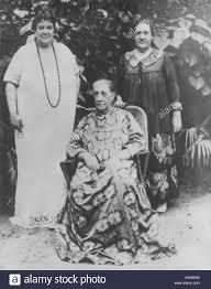 Abigail Campbell Kawananakoa and Queen Marau (PP-97-16-008 Stock ...