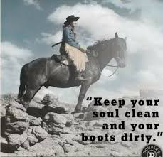 Pin by Double D on Cowboy Quotes | Cowboy quotes, Western quotes, Cowgirl  quote