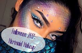 mermaid makeup chelsea crockett