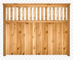 Transparent Wooden Fence Png Plank Png Download Vhv