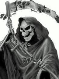 la santa muerte wallpaper