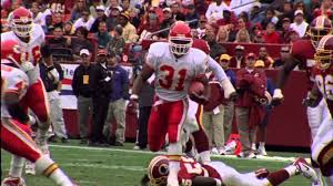 Priest Holmes Arrives in 2001 - YouTube