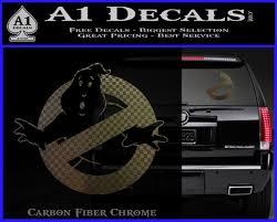 Ghostbuster Decal Sticker Cr A1 Decals
