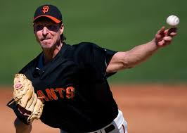 Randy Johnson's 2009 season with the Giants - Mangin Photography ...