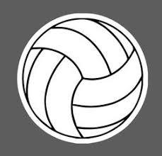 Volleyball Laptop Sticker Laptopsticker Org