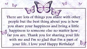 happy birthday wishes greetings quotes text messages for him her