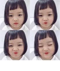 Bé gái cắt tóc xinh xắn được mệnh danh 'công chúa triệu like ...