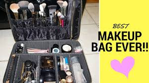 rownyeon portable makeup bag review