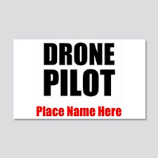 Drone Wall Decals Cafepress