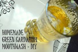 homemade mouthwash to fight bad breath