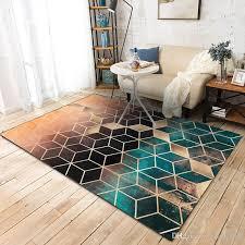 modern area rugs geometric pattern
