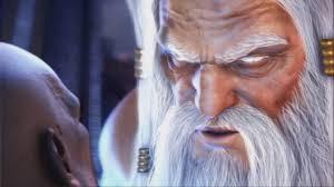 god of war kratos quotes his father zeus