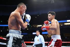 Watch boxer Ryan Garcia knock out Francisco Fonseca in just over a minute  into their match | Sports | foxcarolina.com