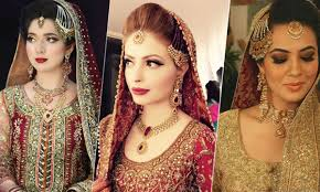top beauty salons for bridal make up in