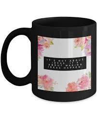entrepreneurship motivational quote coffee mug tea cup