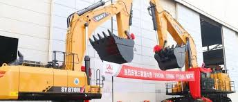 sany updates range of larger excavators