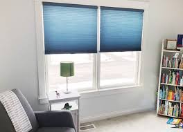 Kids Room Blue Honeycomb Shades Story Of Blue By Skyline Window Coverings Skyline Window Coverings