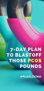 pcos pounds blastoff 7 day plan