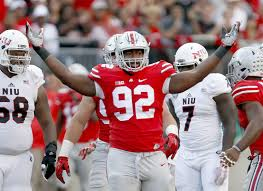 Adolphus Washington 3rd round draft pick of the Buffalo Bills ...