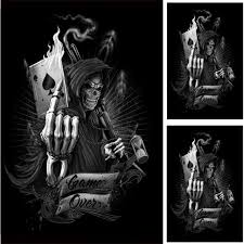 Car Truck Graphics Decals Grim Reaper Assasin Skull Wall Window Decal Decals Sticker Car Truck Motorcycle Auto Parts And Vehicles