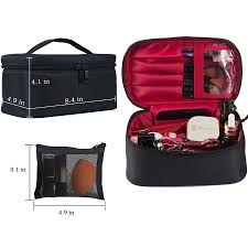 travel makeup bags small cosmetic case