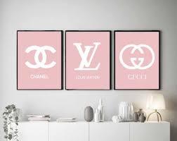 Gucci Wall Art Etsy
