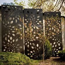 decorative perforated aluminum panels
