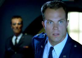 Adam Baldwin as Major Mitchell in Independence día - Adam Baldwin ...